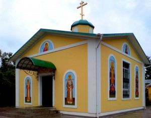 Храм-часовня Новомучеников и исповедников Российских с. Акулово
